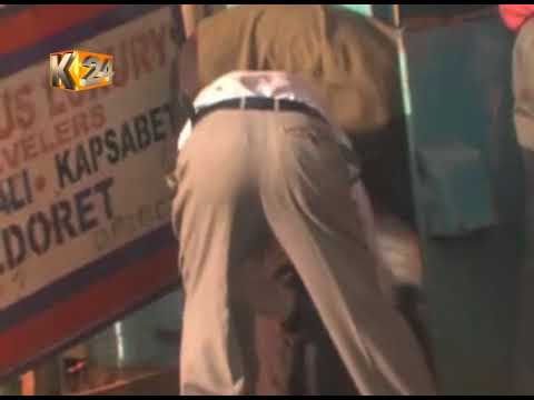 K24 exposes just how illicit brew gets into the country