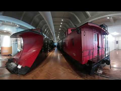 Henry Ford Museum trains