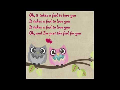 John Mayer - Fool To Love You (Lyric Video)