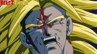 Dragon Ball Z (Second Coming Of Broly) Power Levels HD