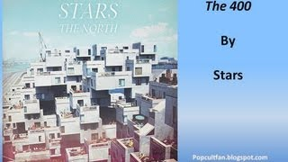 Stars - The 400 (Lyrics)