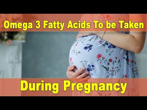 Pregnancy Food - Omega 3 Fatty Acids To Be Taken During Pregnancy