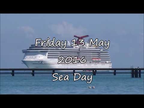Carnival Spirit Cruise part 1 of 2
