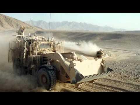 Australian army combat engineer