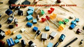 видео Маркировка радиодеталей. Справочник по цветной и кодовой маркировке радиодеталей и компонентов