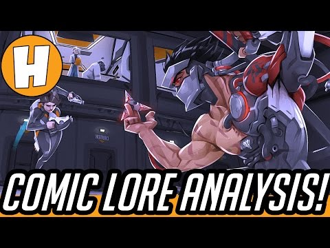 Overwatch Uprising Comic - Lore and Story Analysis!  | Hammeh