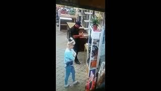 Мужчина сообщивший о бомбе на Ортосайском рынке