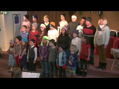 """A Tree Lot Christmas"" Cortez Adventist Christian School Christmas Program Dec. 9, 2017"