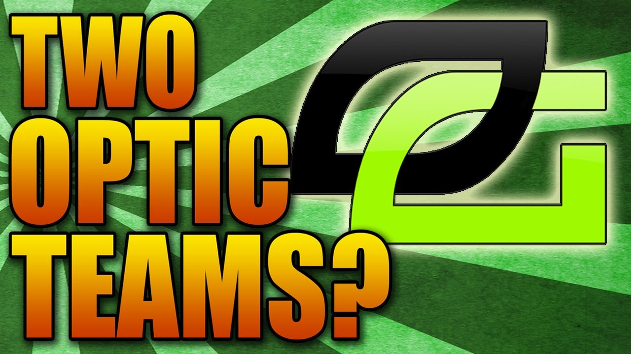 Two Optic Competitive Teams New Envy Us Roster Crazy Ghosts Team