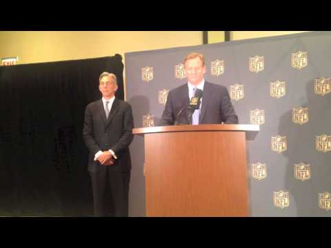 Will St Louis Lose Rams Even Doing All NFL Wants? Roger Goodell Answers
