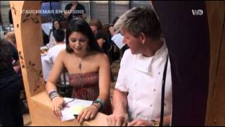 Cauchemar en cuisine US vf S5 E3 Mike and Nellies