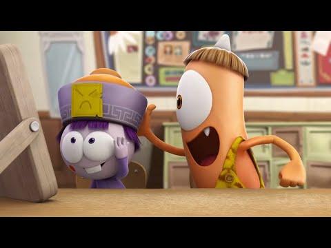 Spookiz - Small But Terrible Kong Kong  | Funny Videos For Kids