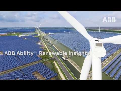 ABB Ability Renewable Insights – overview