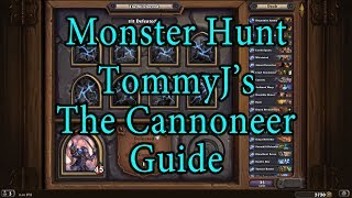 Hearthstone: Witchwood Canonner Darius Crowley Hunt Guide