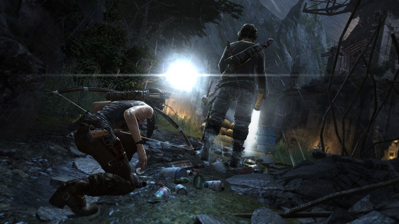 Tomb Raider Survivor Trailer