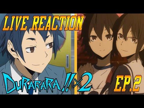 Durarara!!x2 Shou Episode