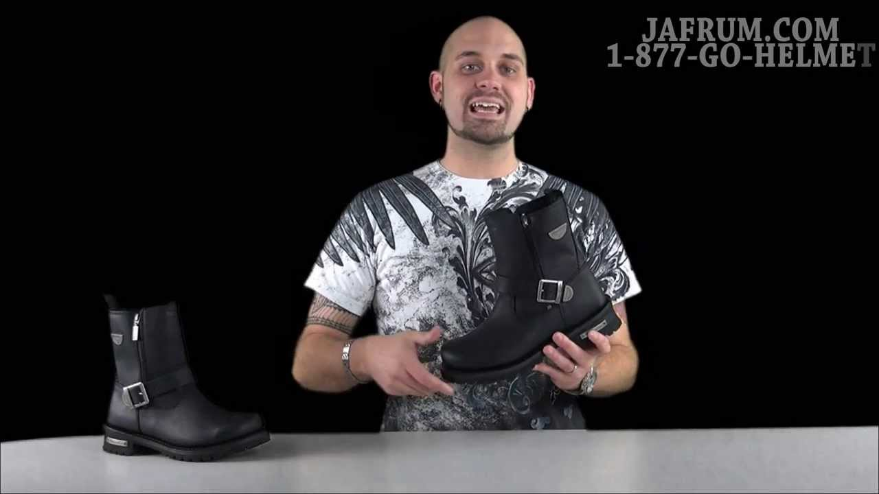 Milwaukee Afterburner Leather Boots MB407 Review - Jafrum.com ...