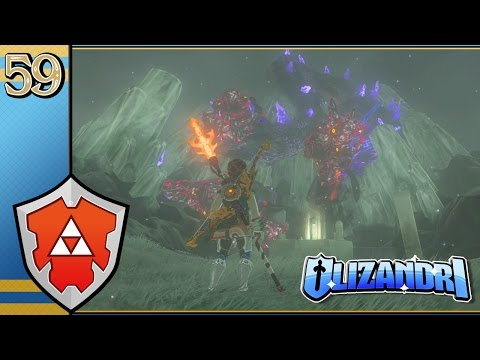 The Legend Of Zelda: Breath Of The Wild - Naydra's Corruption, Jitan Sa'mi & Kam Urog- Episode 59