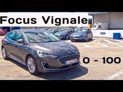 2019 Ford Focus (150 л.с.), 0 - 100 км/час - КлаксонТВ
