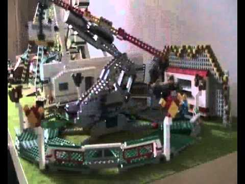 lego kirmes allround test youtube. Black Bedroom Furniture Sets. Home Design Ideas