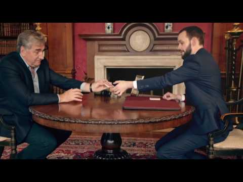 Will Houstoun and Jim Carter on The Next Great Magician