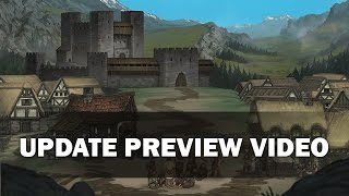 Worldmap Update Preview - Battle Brothers
