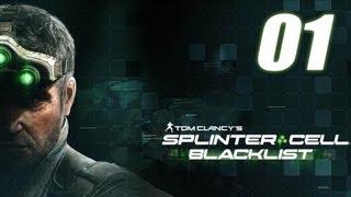 Let's Play Splinter Cell Blacklist [Deutsch/German/PC/Perfektionist] #01