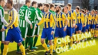 FK Ventspils • One Team One Dream • HD