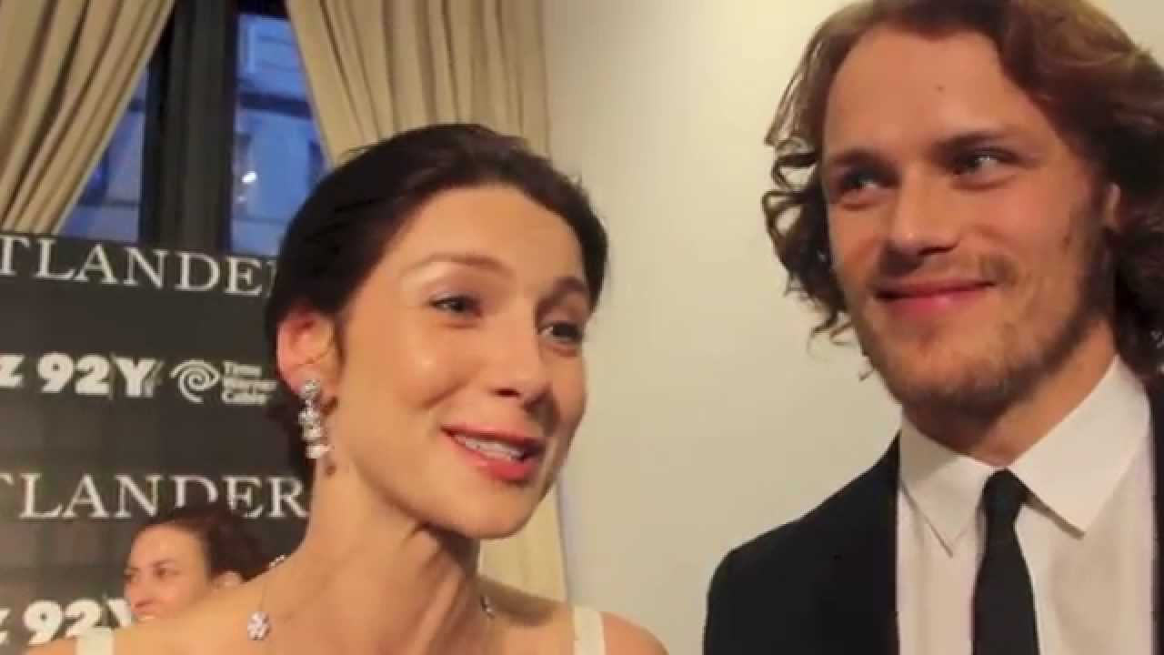 Outlander Red Carpet Interviews - YouTube