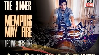 MEMPHIS MAY FIRE - The Sinner | Albis Albarracín @Drum Cover