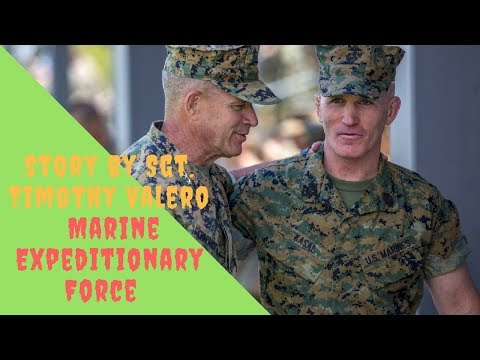 Story by Sgt. Timothy Valero I Marine Expeditionary Force