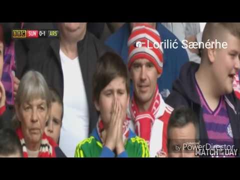 Arsenal Vs Sunderland 4 - 1 All Goals And Highlights 2016