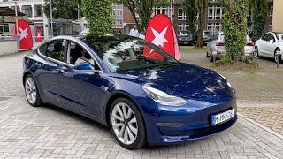 Tesla Model 3: Wie schlägt sich der Mittelklasse-Flitzer im Alltag? |E-Auto-Test im Videotagebuch