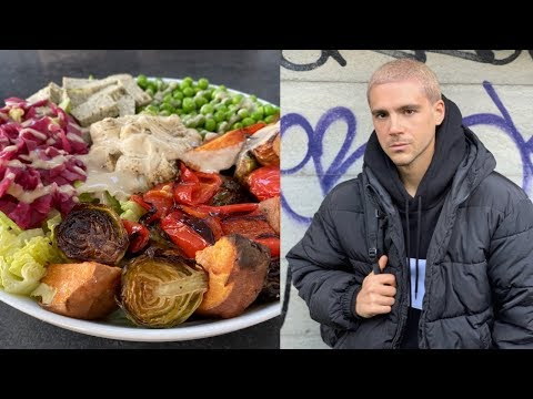 WHAT I ATE TODAY | Ethical Diet Changes (a reality check) | Plant Based Meals thumbnail