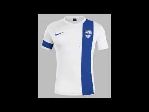 My Soccer Universe - Jersey World - Finland (Home 2014-15)