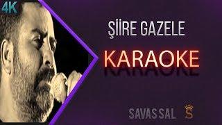 Şiire Gazele Karaoke 4k