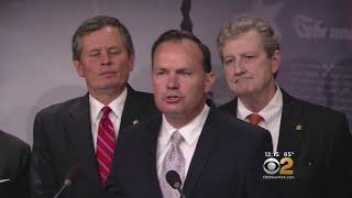 Trump Blasts Congress Over Failure Of GOP Health Care Bill