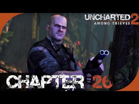 Uncharted 2: Among Thieves - Chapter 26 - Tree of Life
