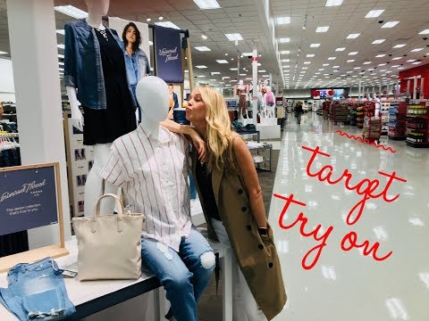 Target try on