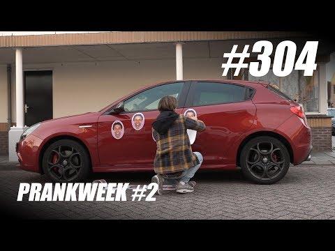 #304: PRANKWEEK #2 [OPDRACHT]
