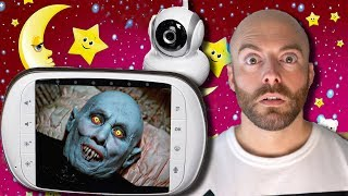 10 Creepy Things Caught on Family Monitors