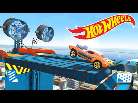 Hot Wheels: Race Off - Daily Race Off And Supercharge Challenge #18 | Android Gameplay |Droidnation