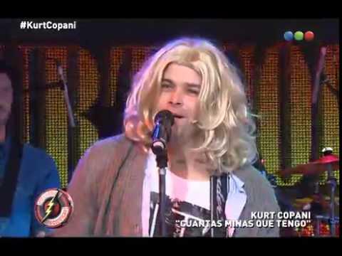 #KurtCopani Benjamin Amadeo en PeligroSinCodificar (29-03-15)