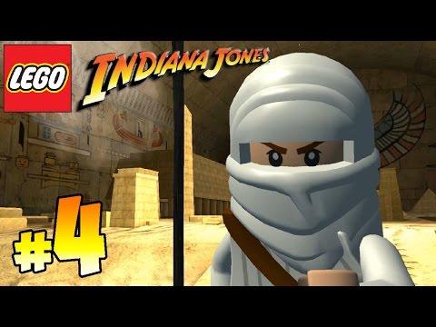 LEGO Indiana Jones 2 100% Walkthrough Part 25 - Raiders of the Lost Ark Hub Collectibles