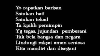 Yel Yel Mars Prabowo-Hatta
