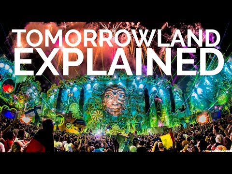 WHAT IS TOMORROWLAND