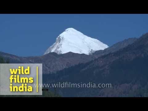 Jumolhari Mountain - Bhutan