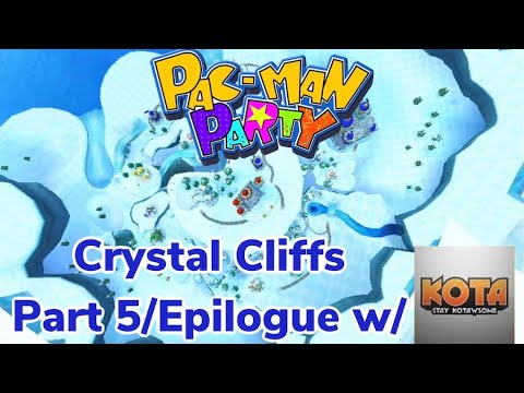 Pac-Man Party Playthrough (Crystal Cliffs) Part 5/Epilogue W/ KotaTail
