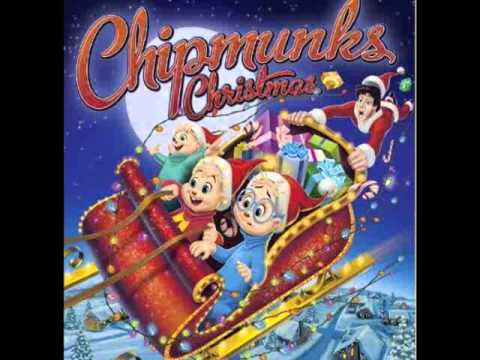 Chipmunks Christmas - Ho Ho Ho
