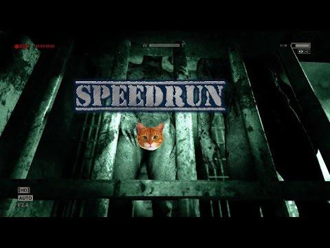 Outlast - Speedrun